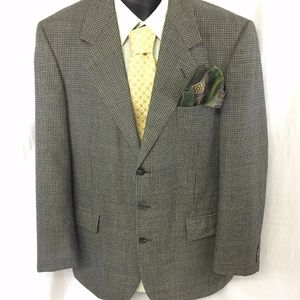 d02e5e937 Bert Pulitzer Suits & Blazers - Bert Pulitzer Mens Sport Coat 42L 3 Button  Wool